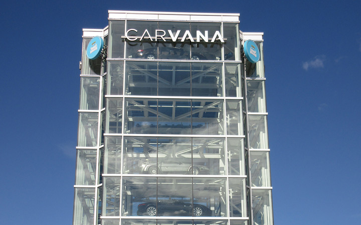 Carvana debuted at No. 8 on Automotive News' latest rankings of America's largest-volume used-vehicle retailers.