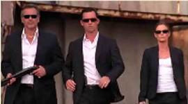 Bruce Campbell / Jeffrey Donovan / Gabrielle Anwar - Burn Notice 2007-2013