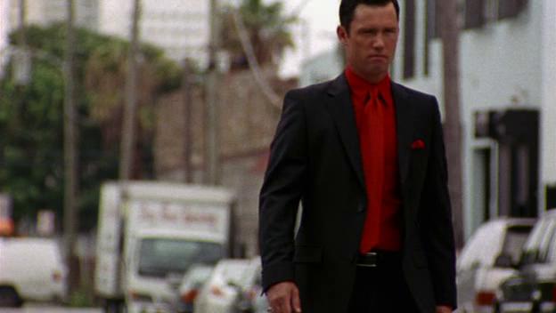 Michael Westen as Lewis/Devil - Friendly Fire Episode - Burn Notice Season 3