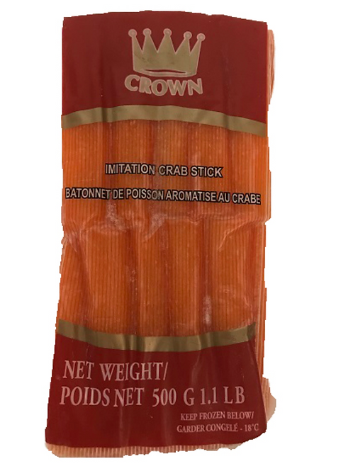 500g Crown Imitation Crab Stick