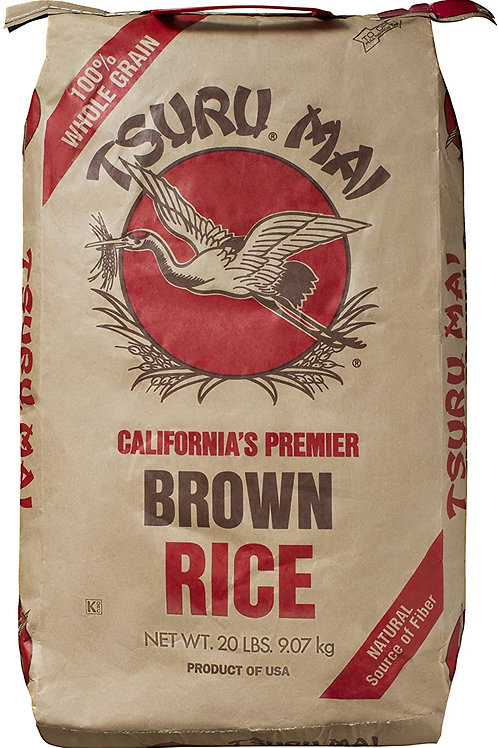 SUN HAK (20lb) Brown Rice/선학 현미쌀 (20lb)