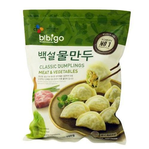 물만두 Bibigo Dumpling Served in Soup 794g
