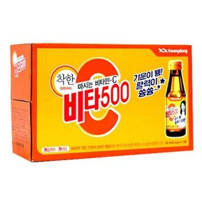 비타 500 박스 / Korean Vitamin C Drink