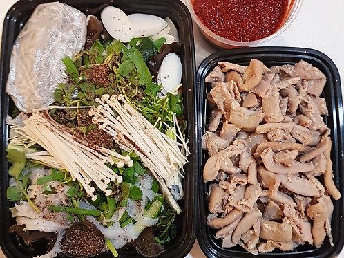곱창볶음 Stir-fried Beef Tripe 辣炒肥肠 3Servings