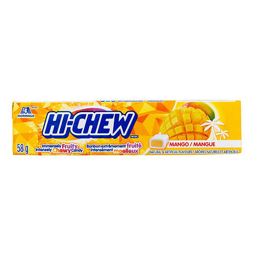 58g Hi-Chew Soft Candy (Mango)