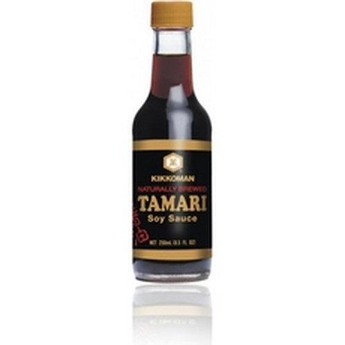 296ml Kikkoman Tamari Soy Sauce