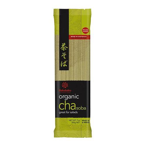 200g Organic Cha Soba