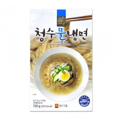 720g 청수 물냉면 / Korean Style Cold Soup Noodle
