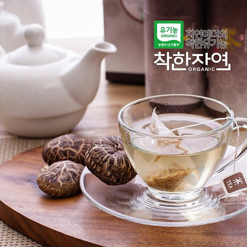 20g E-Mart 표고버섯차/Shiitake Mushroom Tea