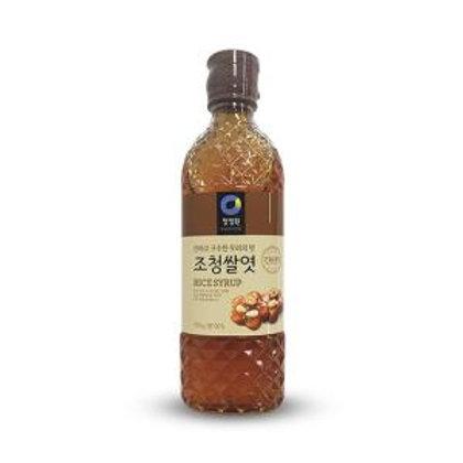700g 청정원 조청쌀엿/ Korean Rice Malt Syrup