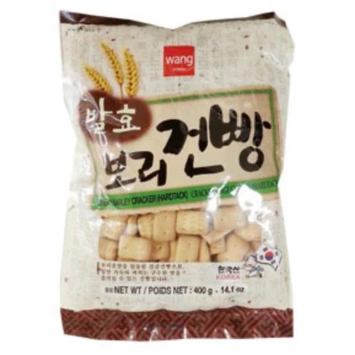 85g 발효 보리 건빵 / Korean Barley Cracker