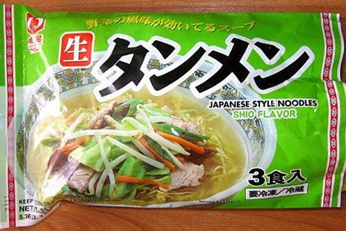 450g 냉동 일본라멘 시호맛 / Myojo Frozen Japanese Ramen (Shio Flavour)