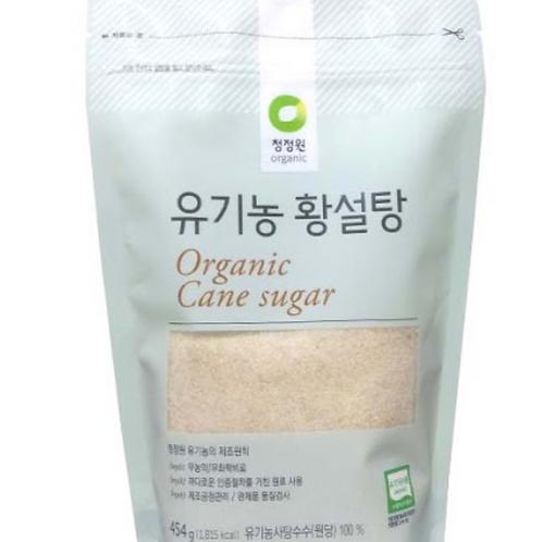 454g 유기농 황설탕 / Organic Cane Surgar