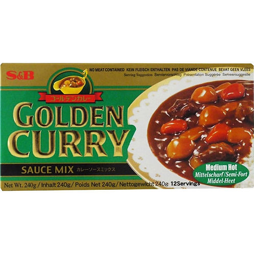 220g Golden Curry (Medium Hot)