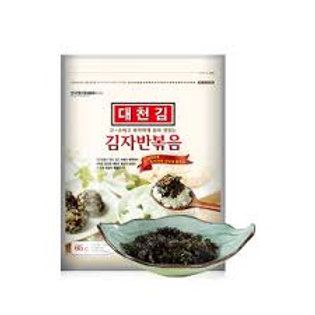 50g 김자반 볶음 대천맛집/ Roasted & Seasoned Seaweed Snack