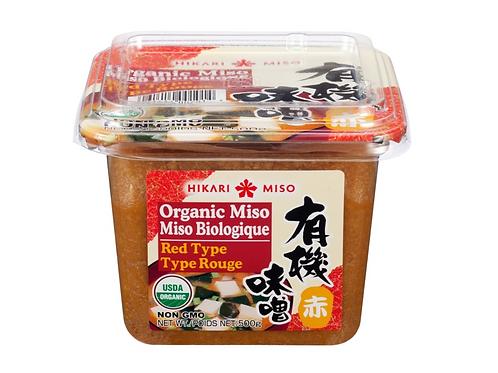 500g Organic Miso Red
