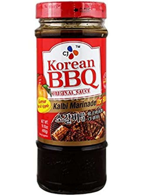 480g 소 갈비양념 / Korean BBQ Origianl Sauce KalbiMarinade for Ribs
