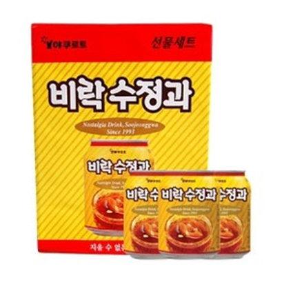 비락수정과 박스 / Korean Traditional Sweet Cinnamon Drink