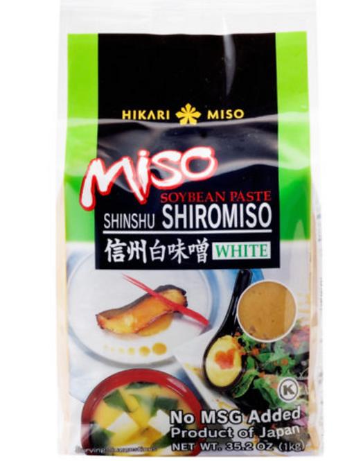 1kg SHINSHU MISO White (AKAMISO)