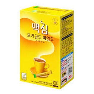 1180g 100 Sticks 맥심 모카 골드 마일드 커피믹스/ Maxim Mocha Mild Coffee Mix