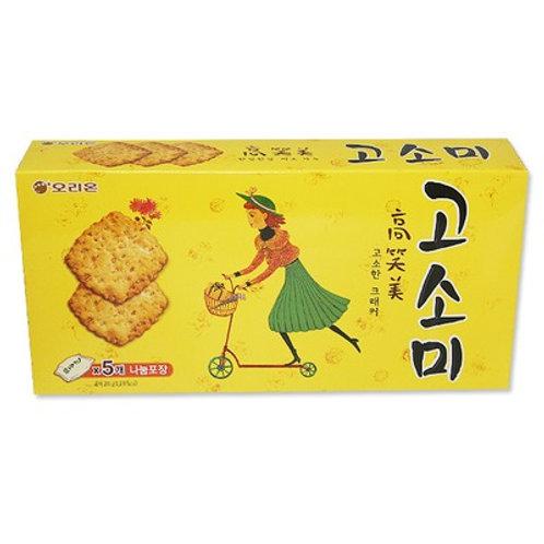 고소미 216g / Sweet Sesame Cracker (12 Individual packs)