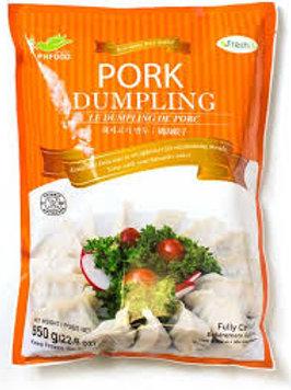 650g 평화 돼지고기 만두 / PH Pork Dumpling