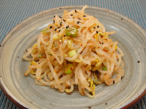 8oz 숙주나물 무침 / Home Made Mung Bean Sprouts