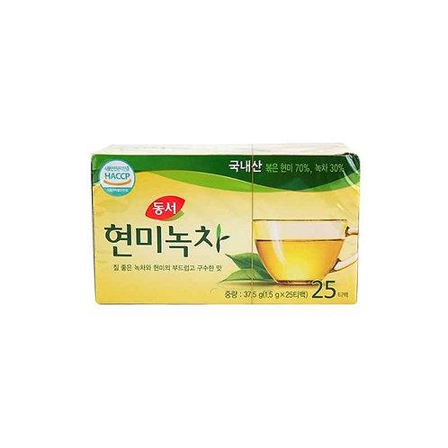 37.5g 동서 현미녹차/ Brown Rice Green Tea