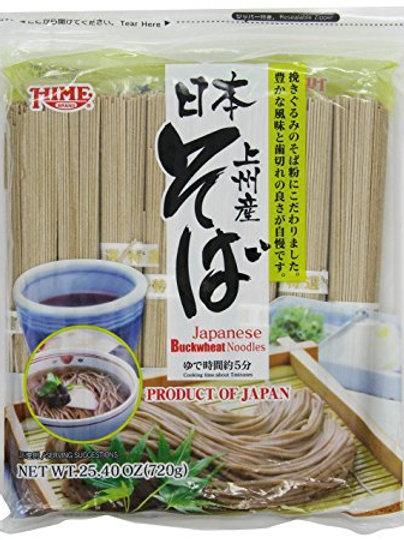 720g Japanese Buckwheat Noodle
