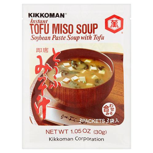 30g Instant Tofu Miso Soup