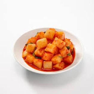 Diced Radish Kimchi/깍두기 420g/800g/1.7kg