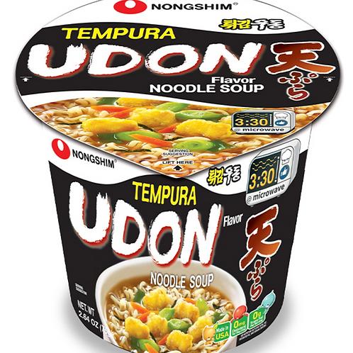 75g 튀김우동 / Tempura Udon Noodle Soup