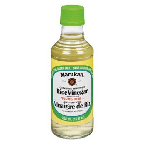 335ml MARUKAN Rice Vinegar (Sodium Free/Sugar Free)