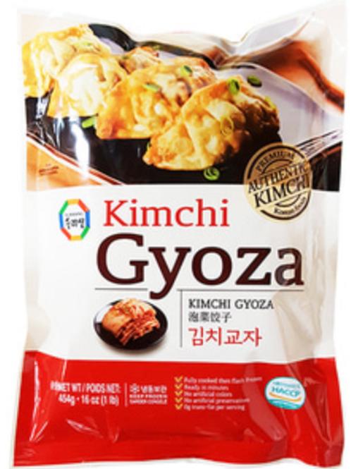 454g 김치교자 / Kimchi Gyoza