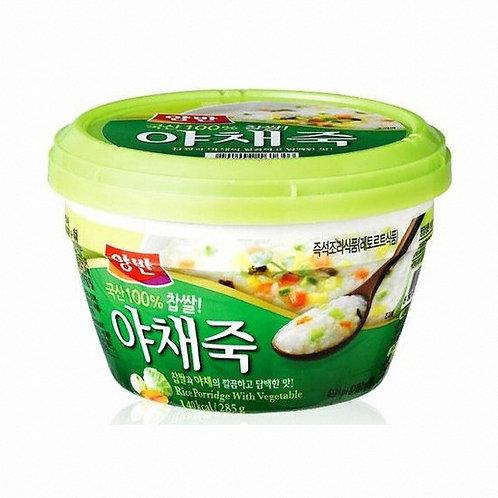 285g 야채죽 / Rice Porridge with Vegetable
