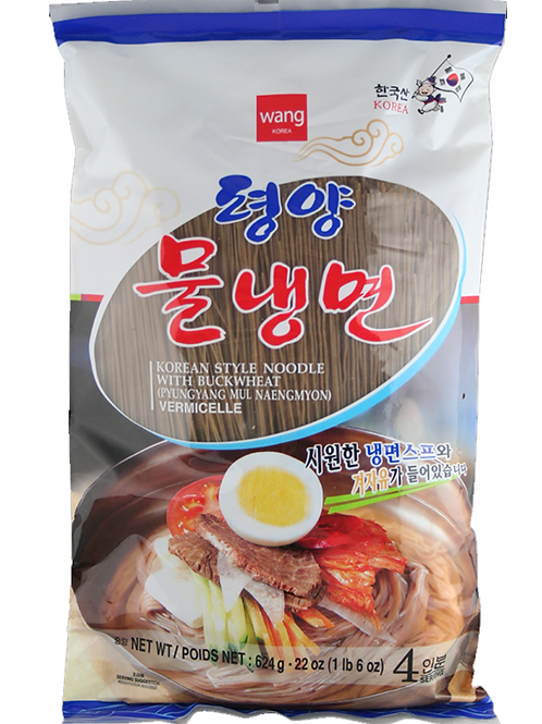 624g 평양 물냉면 / Cold Buckwheat Noodles