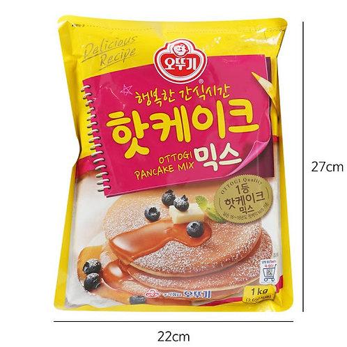 1kg 오뚜기 핫케이크 믹스/Ottogi Pancake Mix