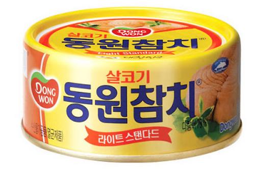 150 g | 동원 | 살코기참치 | Tuna Light Standard
