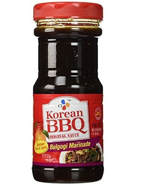 840g 소 불고기양념 / Korean BBQ Origianl Sauce BulgogiMarinade