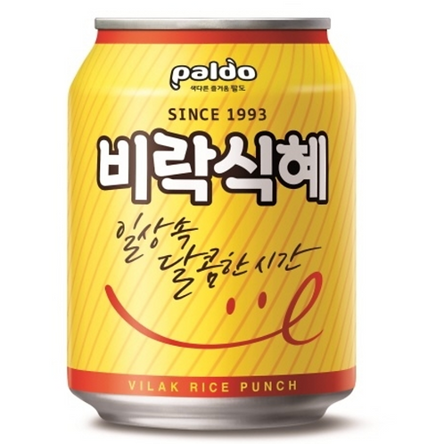 238mL 비락식혜 / Rice Punch
