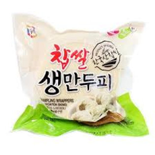 (수라상) 찹쌀 만두피 / Sticky Rice Dumpling Wrapper