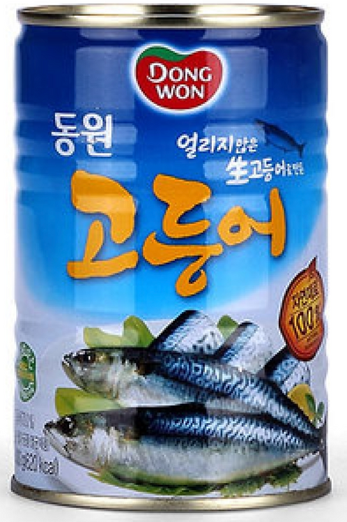 400g 고등어 / Canned Mackerel