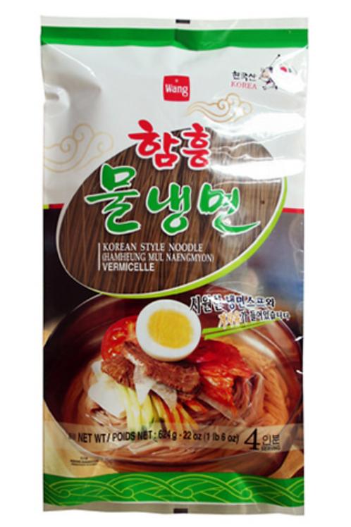 함흥 물냉면 Cold Buckwheat Noodles with Chilled Broth 624g