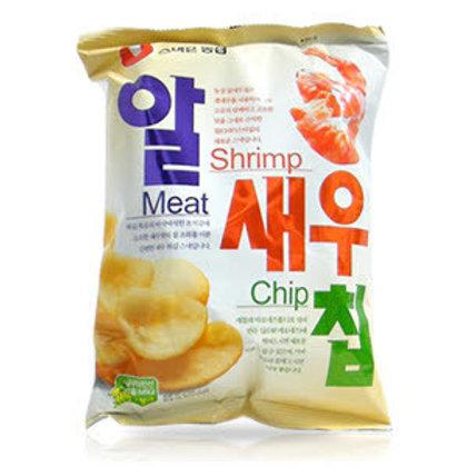 45g 알새우칩 / Shrimp Chips