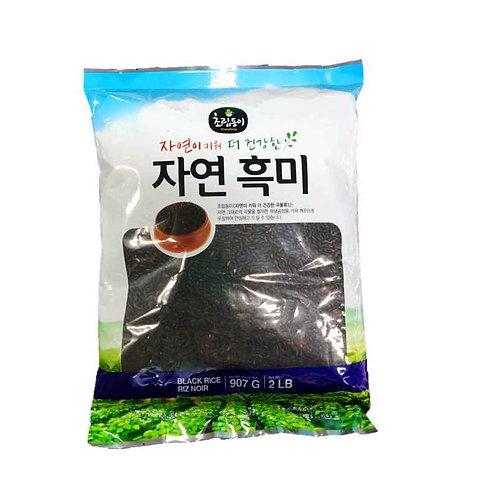 907g 초립동이 자연 흑미/ Choripdong Roasted Black Rice