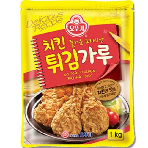 1kg 치킨 튀김가루 / Chicken Frying Mix