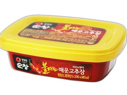 200g 순창 불타는 매운 고추장 / Extra Hot Pepper Paste