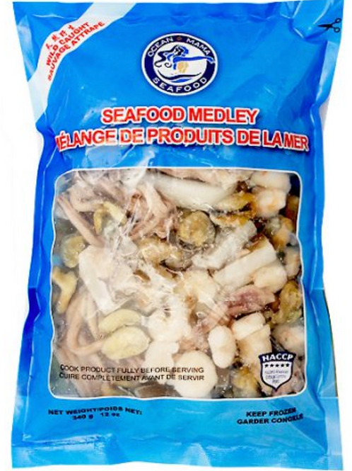 340g Seafood Medley