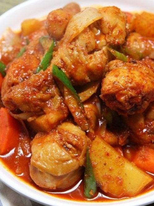 닭도리탕 | 2 Servings