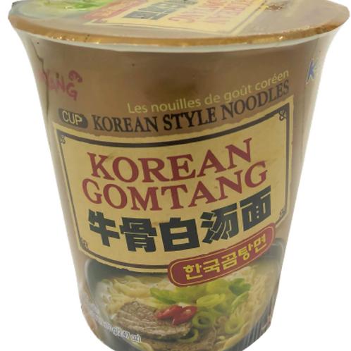 70g 한국곰탕면 / Korean Gomtang Noodles